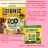 有樂町進口食品 即期特賣 (德國) Bahlsen 百樂順 ZOO 蜂蜜牛奶/巧克力動物餅 1包 100 公克 特價 74 元 4017100107214 0