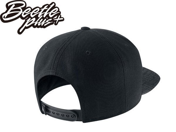 BEETLE NIKE AIR JORDAN QUAI 54 歐洲限定 街頭 籃球 後扣棒球帽 黑白 SNAPBACK 1