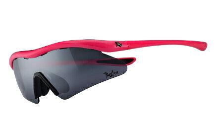 《台南悠活運動家》720armour 澳洲 LiteRider 太陽眼鏡 灰薄白水銀 T337Lite-1