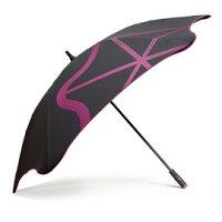 下雨天推薦雨靴/雨傘/雨衣推薦《台南悠活運動家》 BLUNT 紐西蘭 保蘭特抗強風時尚雨傘-G2 高球傘