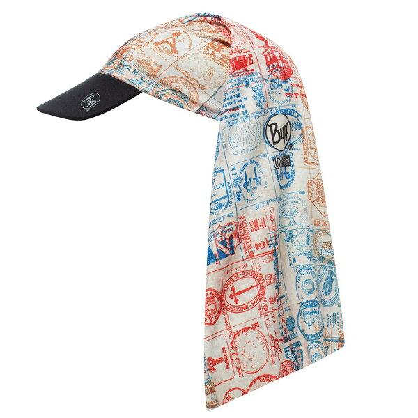 《台南悠活運動家》BUFF 西班牙 集章之旅 COOLMAX 頭巾帽 BF108491