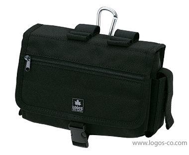 《台南悠活運動家》LOGOS 日本 hip cargo 腰包掛包 No.688220060