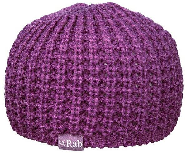 《台南悠活運動家》 RAB 英國 CHUNKY保暖毛線帽 QAG-58