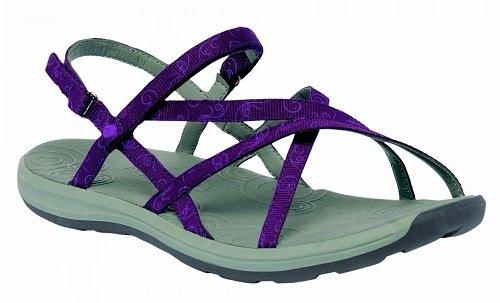 《台南悠活運動家》REGATTA 英國 Oceanline 海岸線 細織帶涼鞋 RWF298