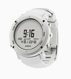 《台南悠活運動家》 SUUNTO 芬蘭 Core Alu Pure White 電腦腕錶 SS018735000