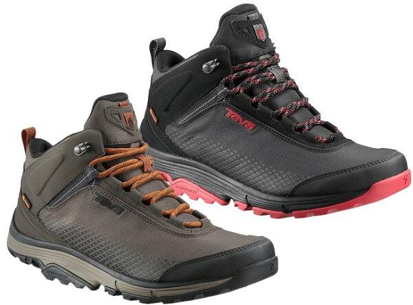 《台南悠活運動家》TEVA 美國 EVENT 防水高筒健行登山鞋 1006520