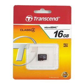 創見 Transcend microSD 16G/16GB 記憶卡