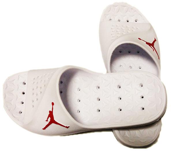 NIKE空中喬丹拖鞋 Jordan super.fly team slide 流行沙海灘鞋潮流百搭時尚716985