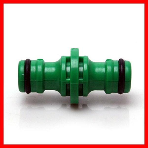 興雲網購【29005】神奇伸縮水管 雙向對接奶嘴2通接頭快速接頭水管配件洗車工具車接頭