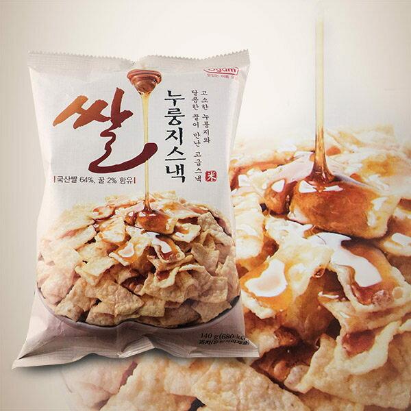 韓國零食 蜂蜜米果140g 0
