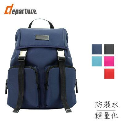 雙肩帶 提/背兩用包 -深藍 :: departure 旅行趣∕ BP039 - 限時優惠好康折扣