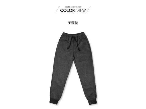 【NZ73】《買長褲送長褲》發熱褲保暖慢跑縮口褲☆BOY-2☆ 3