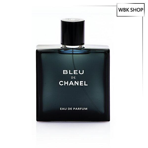 CHANEL 香奈兒 Bleu de Chanel 藍色 男性淡香精 EDP 50ml - WBK SHOP