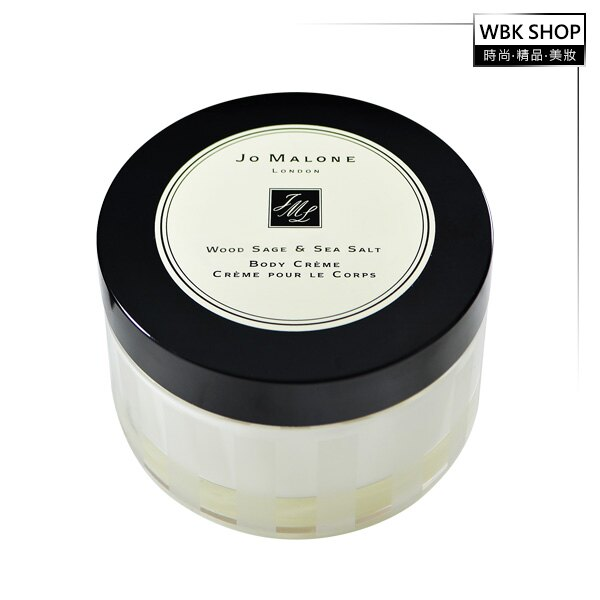 【WBK SHOP】Jo Malone 潤膚乳霜 鼠尾草與海鹽 Wood Sage & Sea Salt Body Creme 175ml