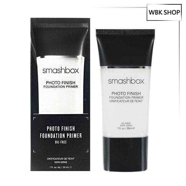Smashbox 妝前光采凝露 30ml Photo Finish Foundation Primer - WBK SHOP