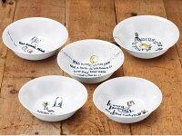 小熊維尼周邊商品推薦日本製三鄉陶器維尼熊碗5入禮盒275108海渡