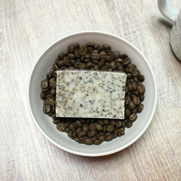 【蕾安柏手工皂】咖啡家事皂。洗碗│浴廁清潔│純天然咖啡渣