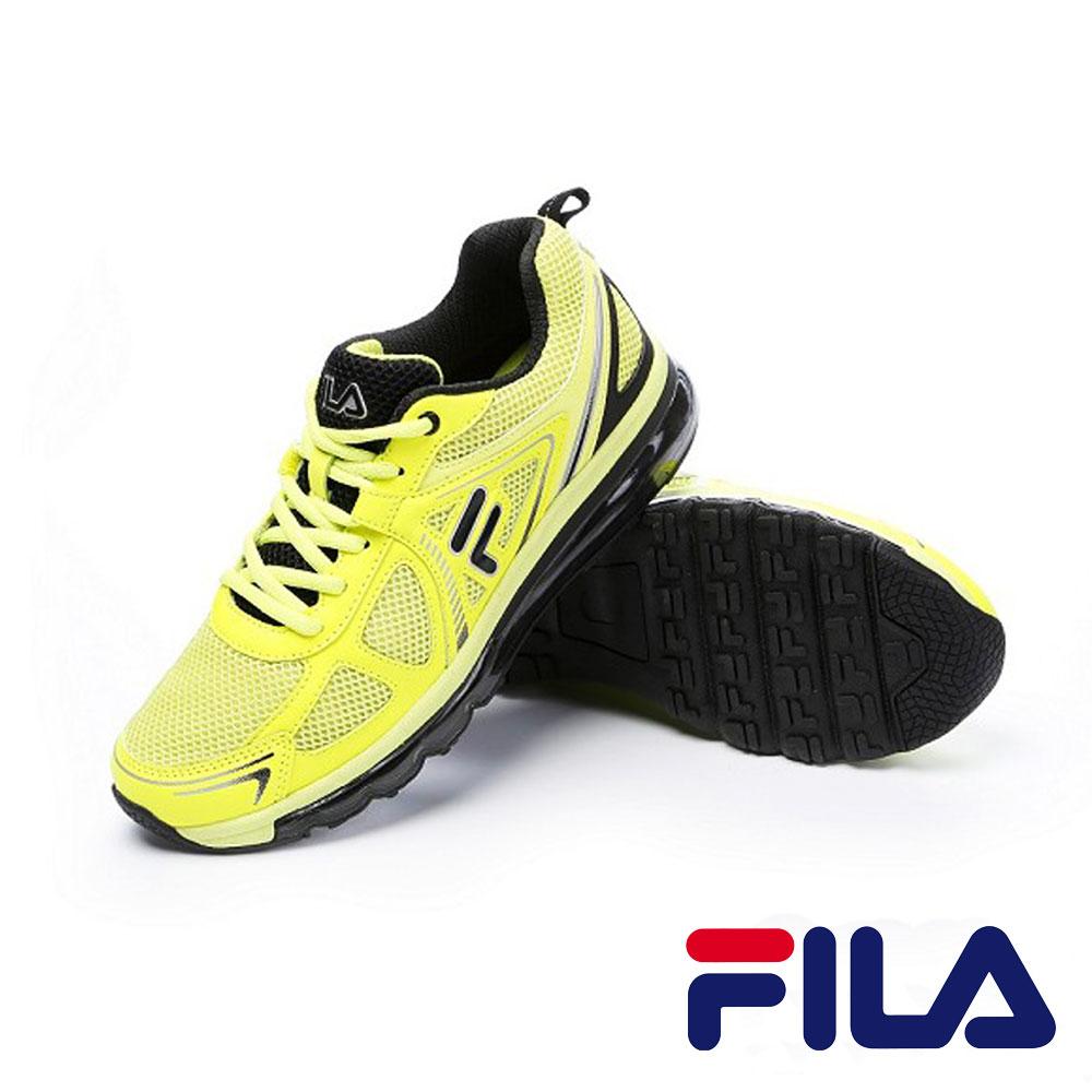 FILA 男款機能全氣墊慢跑鞋 J925P-900 1