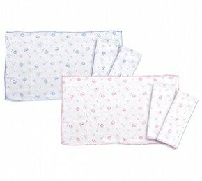 白竹纖紗布澡巾~2入 藍  粉紅 ~  好康折扣