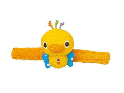 樂雅 布質玩具~小雞腕帶 ~  好康折扣