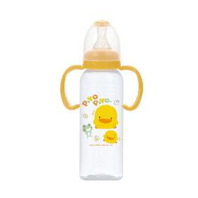 黃色小鴨 握把奶瓶系列【學習型】-PP奶瓶240CC
