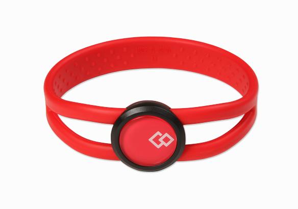 Colantotte直營網路專櫃 BOOST BRACELET 防水磁石手環 / 紅 - 限時優惠好康折扣