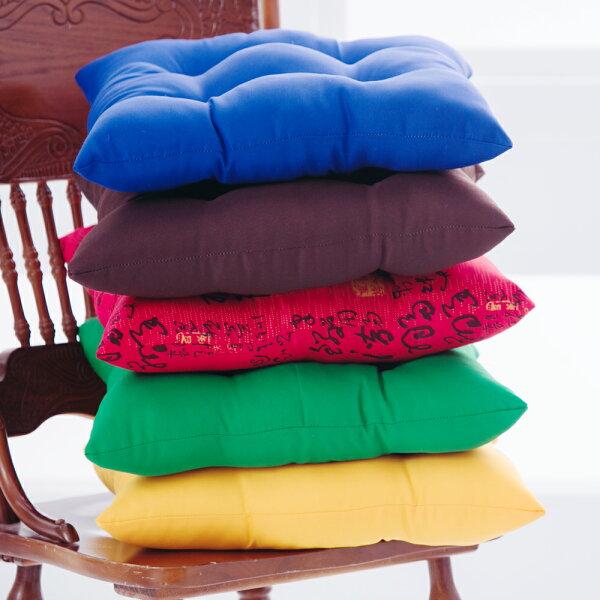 和室椅 腰枕 靠墊【KL-003】3D立體舒適感方形坐墊 超便宜 全館免運