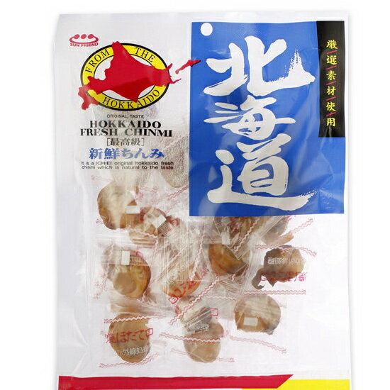 北海道干貝糖-原味 100g