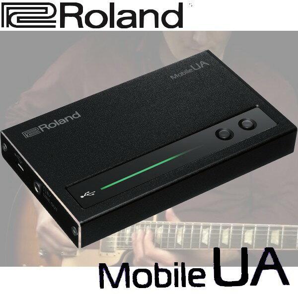 ~非凡樂器~ Roland Mobile UA USB 錄音介面  DAC  耳擴   貨