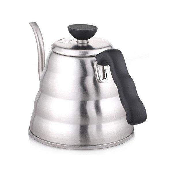 HARIO不鏽鋼手沖細口壺/咖啡壺1200ml VKB-120HSV 2