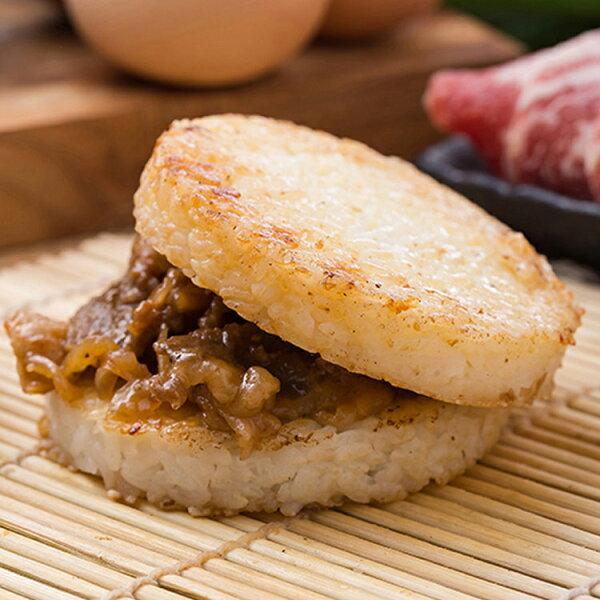 日式牛丼。超人氣美食《米漢堡》【尚介香】