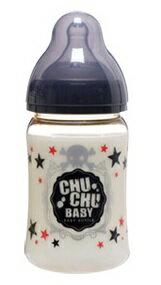 『121婦嬰用品館』啾啾 PPSU寬口黑酷炫奶瓶160ml 0