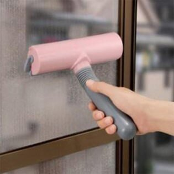 日式神奇紗窗免拆專用清潔刷 【庫奇小舖】窗戶 灰塵 清洗 多功能 除塵 刷子