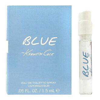 Kenneth Cole Blue 淡香水 1.5ml 針管《Belle倍莉小舖》