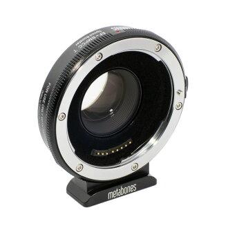 Metabones轉接環專賣店:Canon EF -BMPCC Speed Booster T 轉接環(總代理義文公司貨)