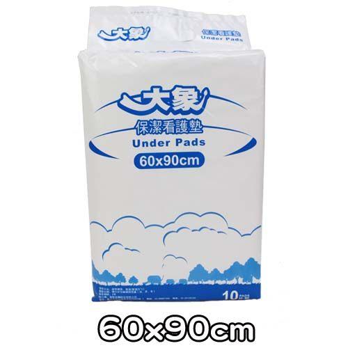 保潔看護墊 大象 60*90cm(10片x10包/箱)
