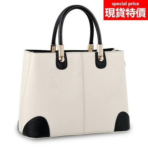 (現貨 附發票)手提包 新款時尚側背斜背手提包 5色(附側背帶) ST98518斯德哥爾摩系列-寶來小舖 Bolai shop-現貨販售