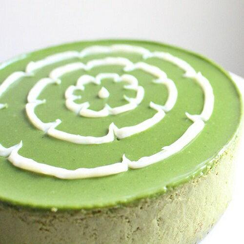 含運優惠組【MACK A WISH】抹茶乳酪蛋糕 (六吋) ★母親節蛋糕 最佳選擇★