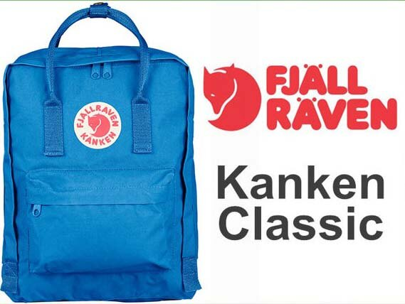 瑞典 FJALLRAVEN KANKEN  Classic 525 UN Blue 聯合藍 小狐狸包 0