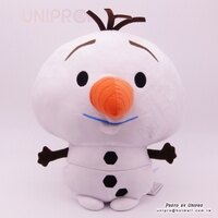 【UNIPRO】迪士尼正版 雪寶 Olaf Q版 大頭 絨毛玩偶 娃娃 冰雪奇緣 FROZEN 可愛雪人