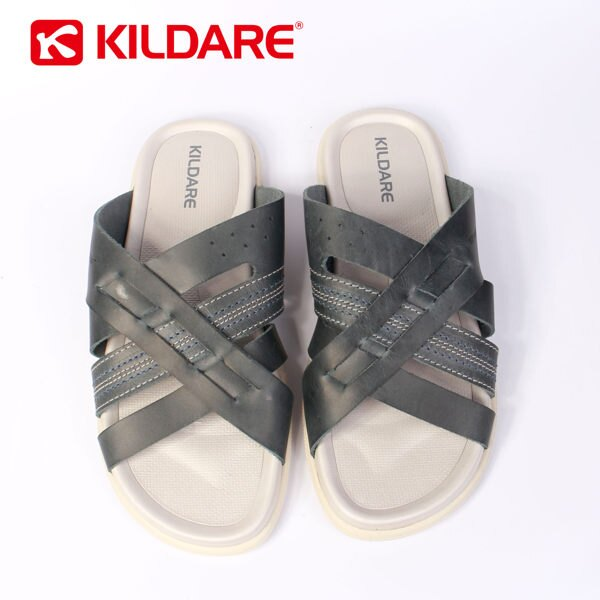 Kildare 巴西編織休閒涼鞋 藍 男 1