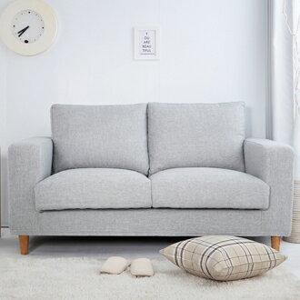 【迪瓦諾】貓抓布沙發 2人 / 3人/L型 / 淺灰色(18種顏色) /台灣製 /可訂做 - 限時優惠好康折扣