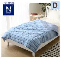 夏日寢具 | 涼感枕頭/涼蓆/涼被/涼墊到進階涼感 涼被 雙人 N COOL SUPER 16 BL