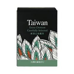 【杜爾德洋行 Dodd Tea】嚴選凍頂山烏龍茶 75g 4
