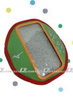 慢跑_路跑周邊商品推薦到【登瑞體育】MIZUNO 運動路跑手臂包- D3TY501035