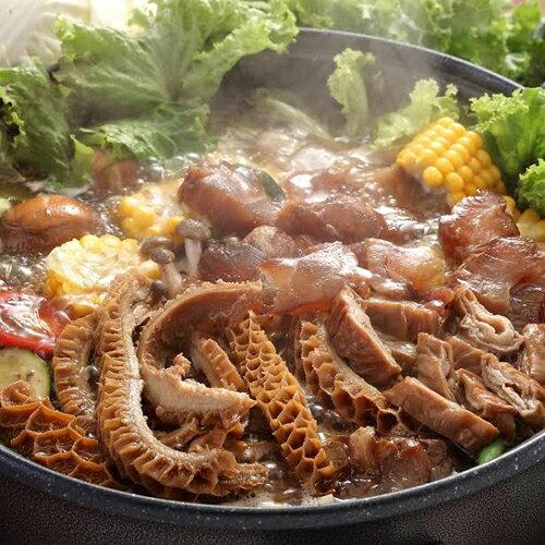火鍋三寶(牛肚大腸牛筋)、 冷冷的天氣在家就能享受到這一鍋 豐富多樣~給您不一樣的享受!實際重量:900g±10%/包,須自己加高湯優食網vs紐約私廚