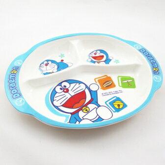 【珍昕】 哆啦A夢 三格兒童餐盤 / 兒童餐盤