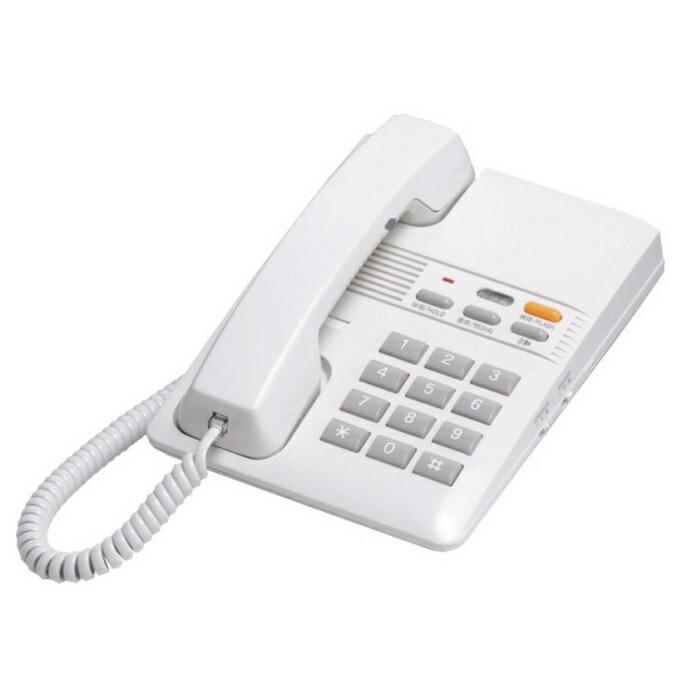 瑞通 電話機RS-802HF-LG 淺灰色/白色 - 限時優惠好康折扣