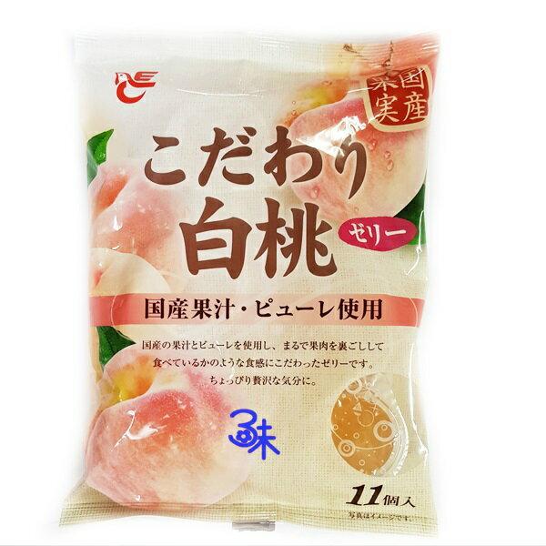 (日本) ACE bakery 白桃果凍 1包 165 公克 特價 53 元【 4970055161017 】