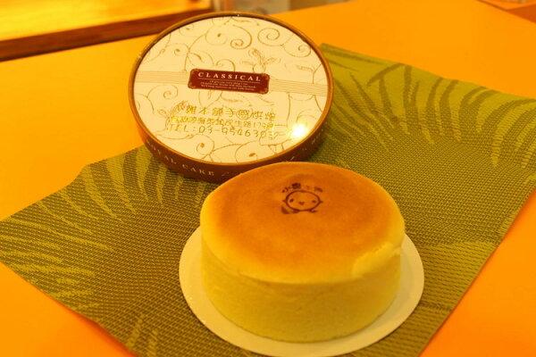 【小雞本舖】日出輕乳酪蛋糕